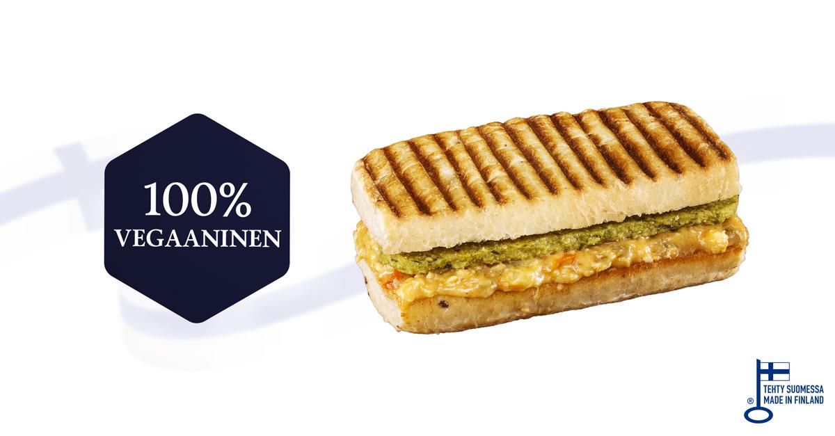 Mr. Panini – Vegaanisen paninin lanseeraus somessa 3