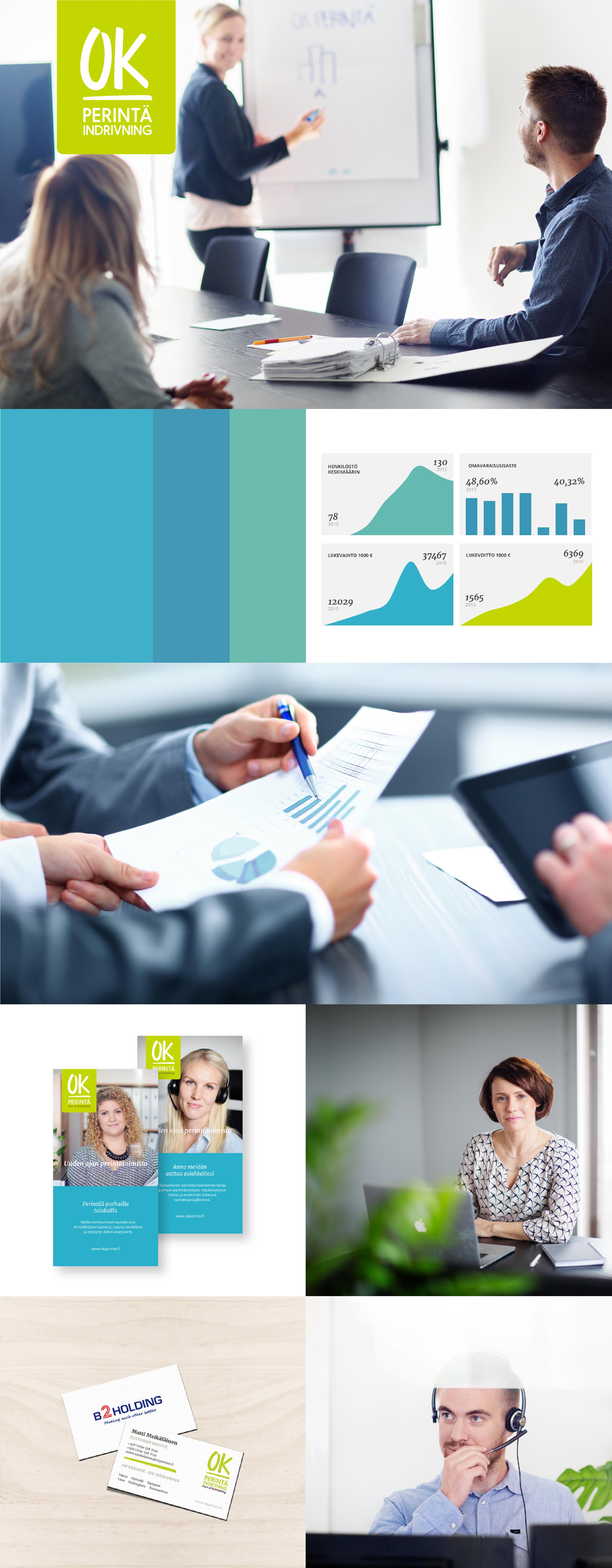OK Perintä - growth marketing -strategialla alansa suunnannäyttäjäksi