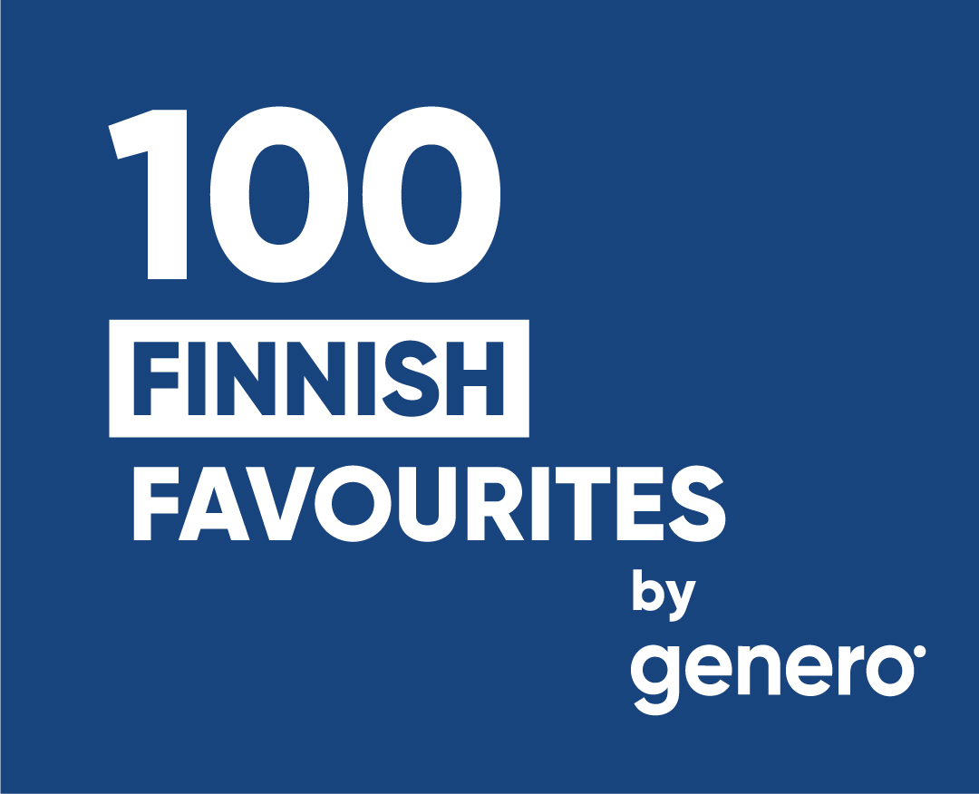 Suomi 100 - list of our 100 favourite Finnish products 1