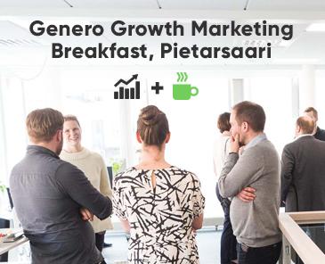 Genero Growth Marketing Breakfast 1