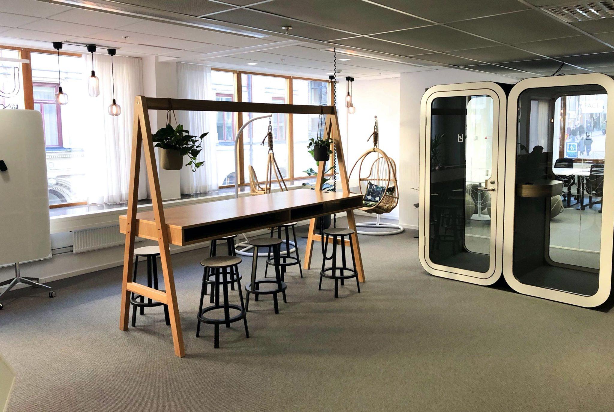 Tutustu uuteen toimistoomme Tukholmassa!