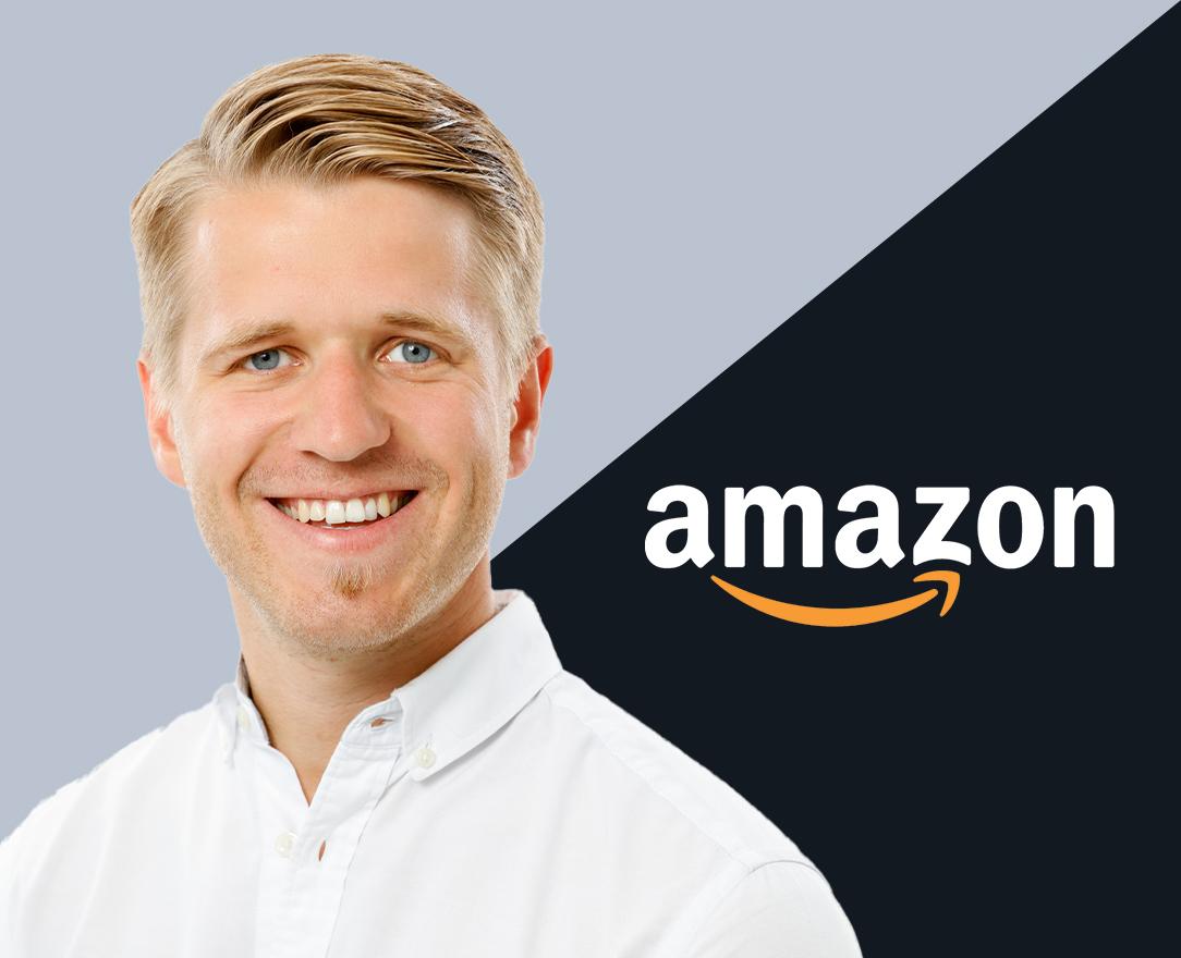 Amazon kommer till Norden!